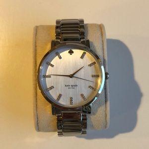 Silver Kate Spade Watch